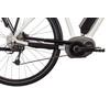 Ortler Bozen - Bicicletas eléctricas de trekking Mujer - Trapez blanco